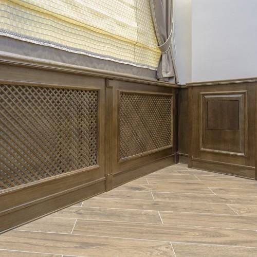 Кабинет - дизайн интерьера и мебель на заказ