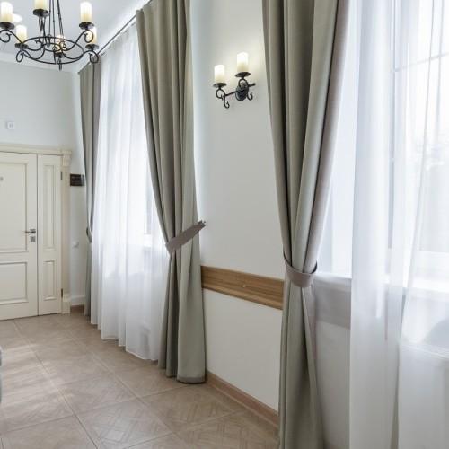 Холл - дизайн интерьера и мебель на заказ